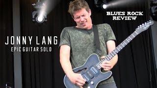 Jonny Lang Epic Guitar Solo