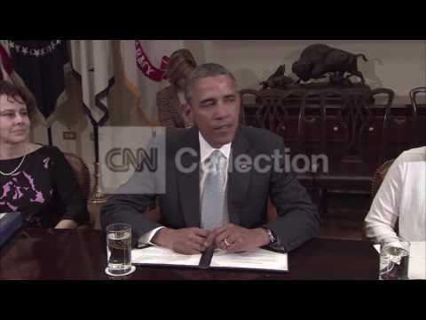 DC:OBAMA IMMIGRATION MEETING