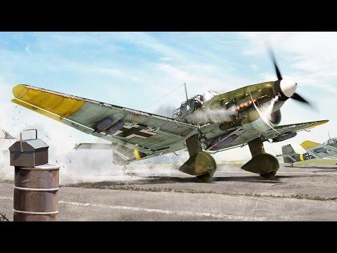 ТОП-5 лучших штурмовиков! - War Thunder