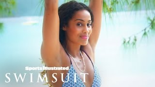 Skylar Diggins Behind The Tanlines | Sports Illustrated Swimsuit