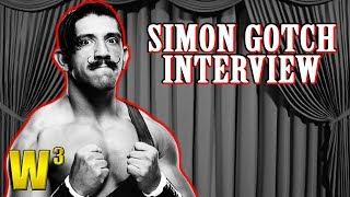 Brian Interviews Simon Grimm (aka Simon Gotch) | Wrestling With Wregret