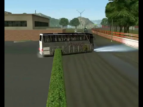 18 Wheels of Bus Simulator