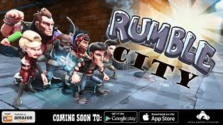 Rumble City - Official Release Trailer (Amazon/iOS/Google Play)