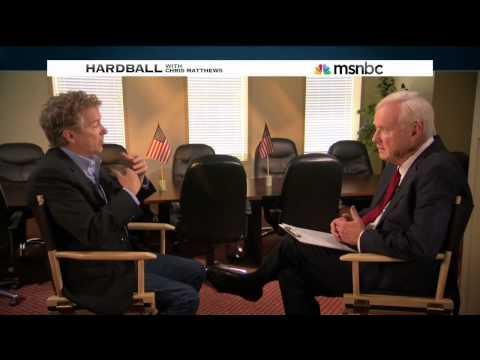 Sen. Rand Paul Appears on MSNBC's Hardball- May 29, 2015