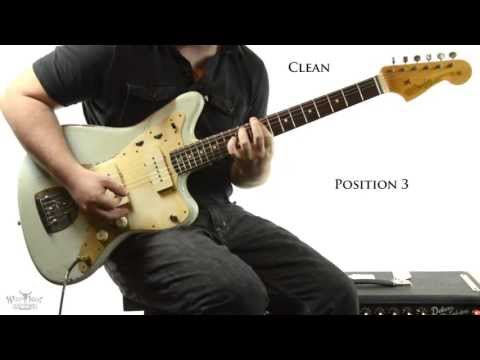 Wild West Guitars - Fender LTD Custom Shop Jazzmaster Faded Sonic Blue [HD] [Stereo]