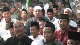 Ceramah Habib Umar Al-Muthohar di Buka Luwur Mbah Djenggolo Janggalan 1435 H./2014 TU.