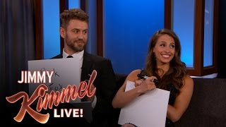 The Newly Engaged Game with Bachelor Nick Viall & Fiancée Vanessa Grimaldi