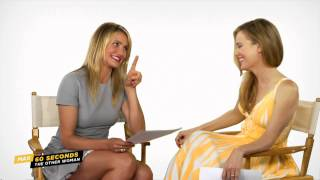 MAX 60 Seconds with The Other Woman's Leslie Mann (Cinemax)