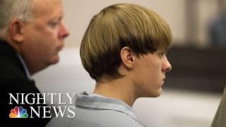 Dylann Roof Sentenced To Death For Charleston Church Massacre   NBC Nightly News