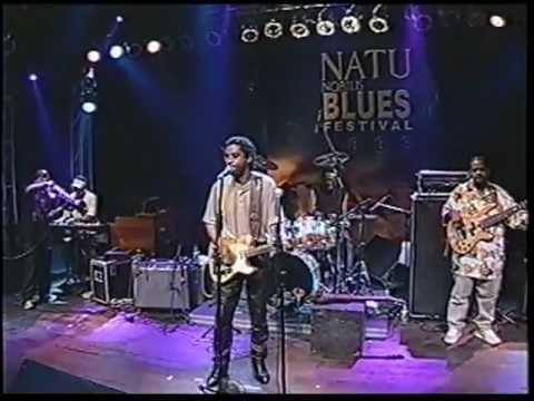 Kenny Neal&the Neal Brothers Blues Band - I'm ready - Natu Nobilis Blues Festival 2003