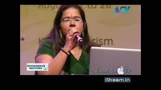 Ilayaraja Nite: Vijay Yesudas, Rajalakshmi sing 'Oru chiri kandaal...'