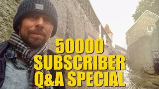 Baarle-Hertog? Prora? Urk? Replying To Your Questions! | 50,000 Subscriber Special
