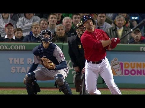 HOU@BOS: Ross drives out a solo homer in the second