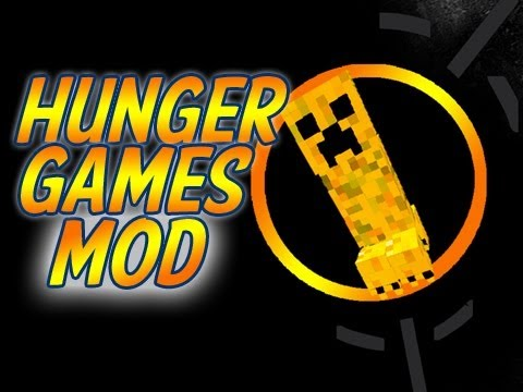 Minecraft: The Hunger Games - Mod Showcase #1