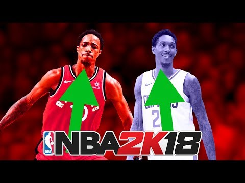 5th Roster Update Of NBA 2K18!