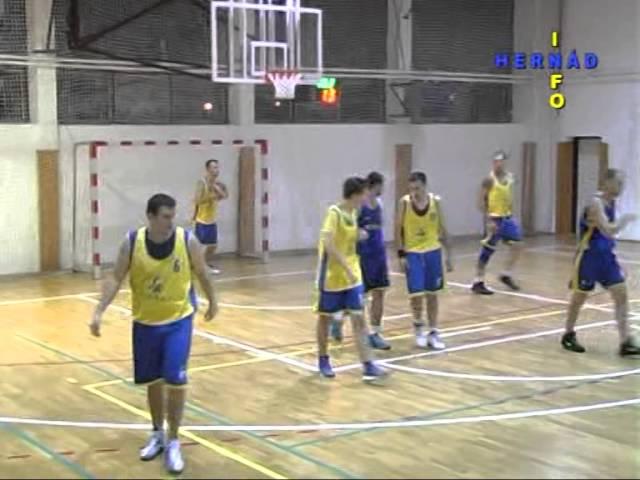 Hernád Kiskunlacháza bajnoki kosárlabda mérkőzés