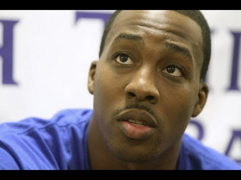 Dwight Howard is one of the biggest superstars in the league. His demand for a trade and relationship with the Orlando Magic can be perceived as a reality sh...
