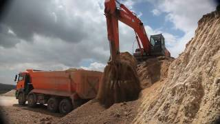 Hitachi Excavator Zaxis ZX350H-3 ZX350H-3 Covec Morocco