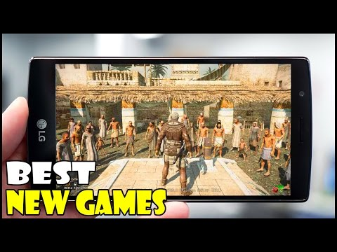 Top 5 Best New Games for Android/iOS in 2016/2017 || Gamerzed Tv