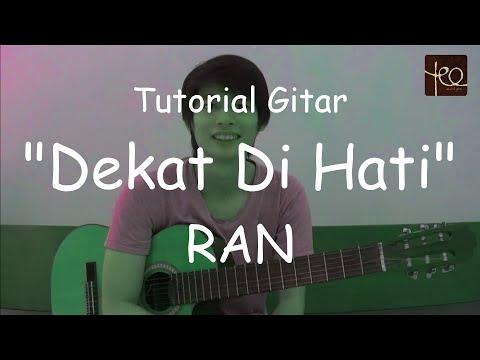 Akustik Gitar - Belajar Lagu (dekat Di Hati - Ran) video