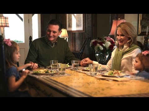 Ted Cruz's first 2016 campaign ad showcases his faith, family