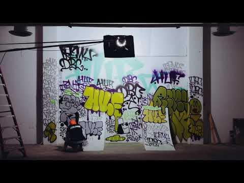 Remio Graffiti Timelapse