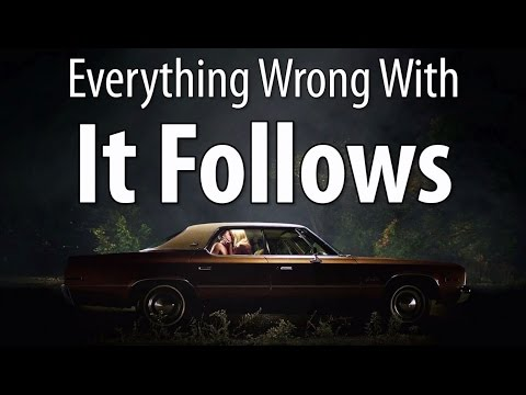 Everything Wrong With It Follows In 12 Minutes Or Less