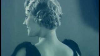 1930s Fashion - Vintage Hairstyle Film