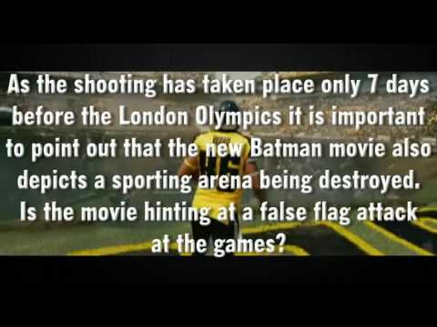 Batman Shooting (Illuminati Exposed)