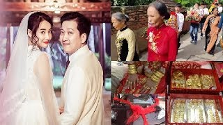 Đám cưới Trường Giang - Nhã Phương''là thật''ngày tổ chức đám cưới được tiết lộ khiến ai cũng Sốc.