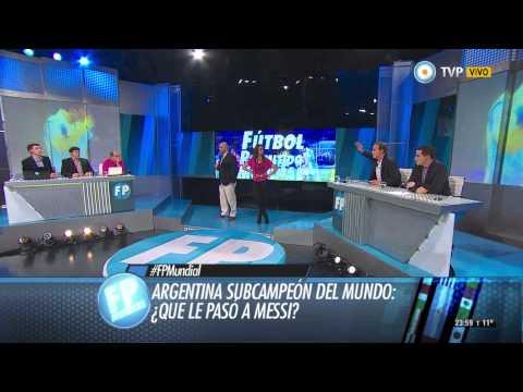 Fútbol permitido - Argentina subcampeón del mundo - 13-07-14 (1 de 4)