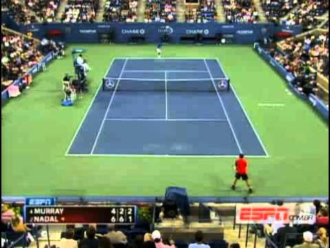 US Open 2011 - Rafael Nadal vs. Andy Murray - 10/09