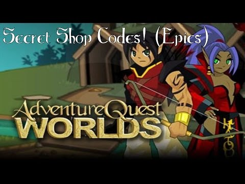 AQ Worlds Secret Shop 2013/2014 (Thanks For Watching)!
