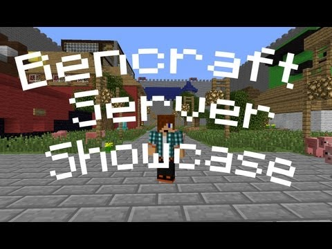 Minecraft Server ShowCase: Bencraft Server Cracked 24/7 1.4.7 [NO HAMACHI] Survi
