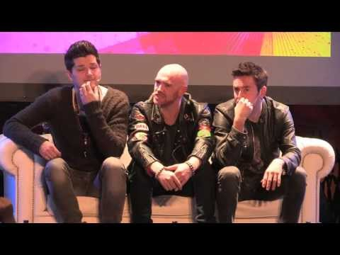 The Script Q &amp; A from the Radio 1 Academy