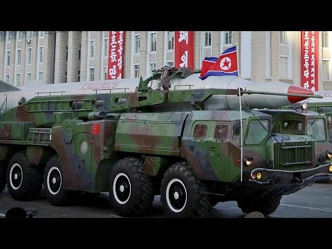 North Korea fails test firing of second 'Musudan' missile