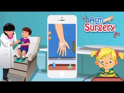 Arm Doctor - Surgery Game (Android)
