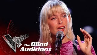 Molly Hocking's 'You Take My Breath Away' | Blind Auditions | The Voice UK 2019