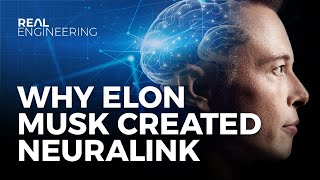 Why Elon Musk Created Neuralink (feat. Real Science)
