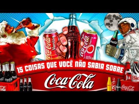 15 coisas que você não sabia sobre a COCA-COLA