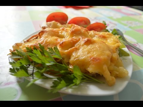 Мясо по-французски с картофелем фото пошаговый с фото