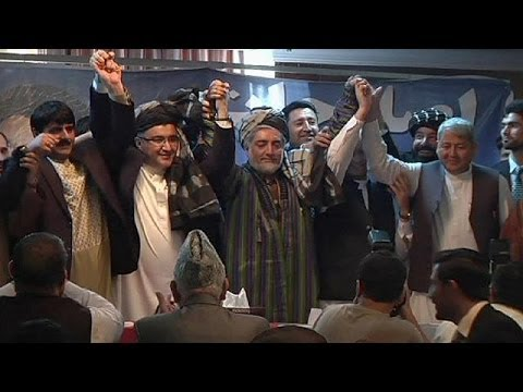 Afghanistan prepares for second round of presidential elections