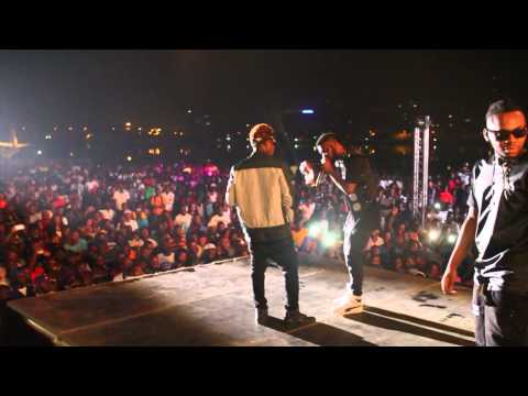 Kiff No Beat Au Concert De Dj Arafat 26 Dec 2014 video