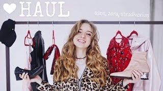 Модные весенние покупки и тенденции ♡ Март  HAUL! asos, zara, stradivarius, распродажи♡