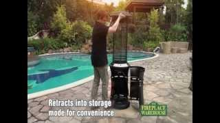 Fireflame Gas Patio Heater