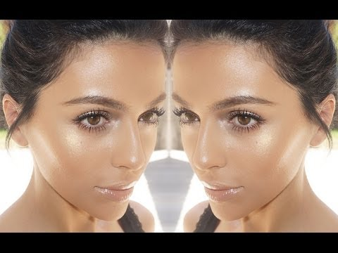 Summer Bronze Glow Makeup | Natural Makeup Tutorial | Teni Panosian