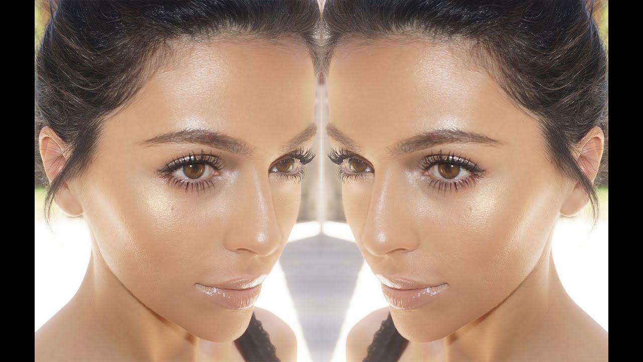 Summer Bronze Glow Makeup Youtube