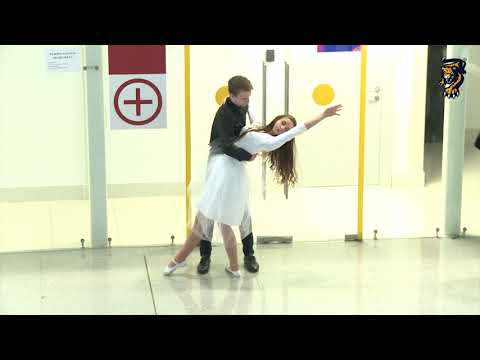 """Танцуй, школа!"": МОУ СОШ № 26"