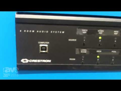 ISE 2015: Crestron Reveals Pyng Home Automation Application