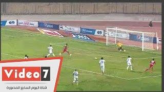 شاهد الهدف الأول للنيجيرى بيتر مع الأهلى بعدسة «video7»